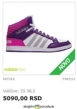 Adidas Neo Zenske Patike Los Granados Apartmentcouk