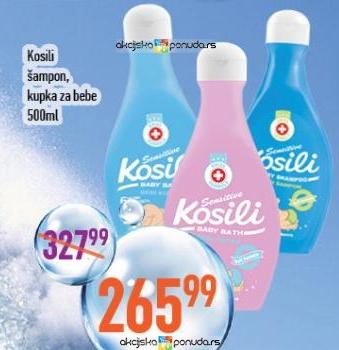 2d5342d4320 Dis market Kosili šampon i kupka za bebe 500 ml