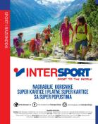Katalog Inter Sport i Super kartica 1. februar do 13. mart 2016