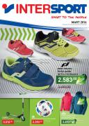 Katalog Inter Sport akcija 16. mart do 3. april 2016
