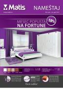 Katalog Matis nameštaj, fortuna garderoberi, 6. mart do 24. april 2017