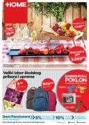 Katalog HOME Plus akcija zimnice, katalog 1. septembar do 5. oktobar 2017