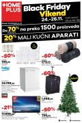 Katalog HOME Plus Black Friday vikend akcija, 24-26. novembar 2017